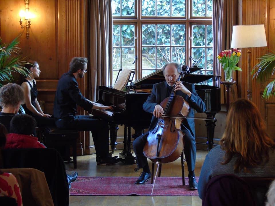 ChamberMusicBox concert