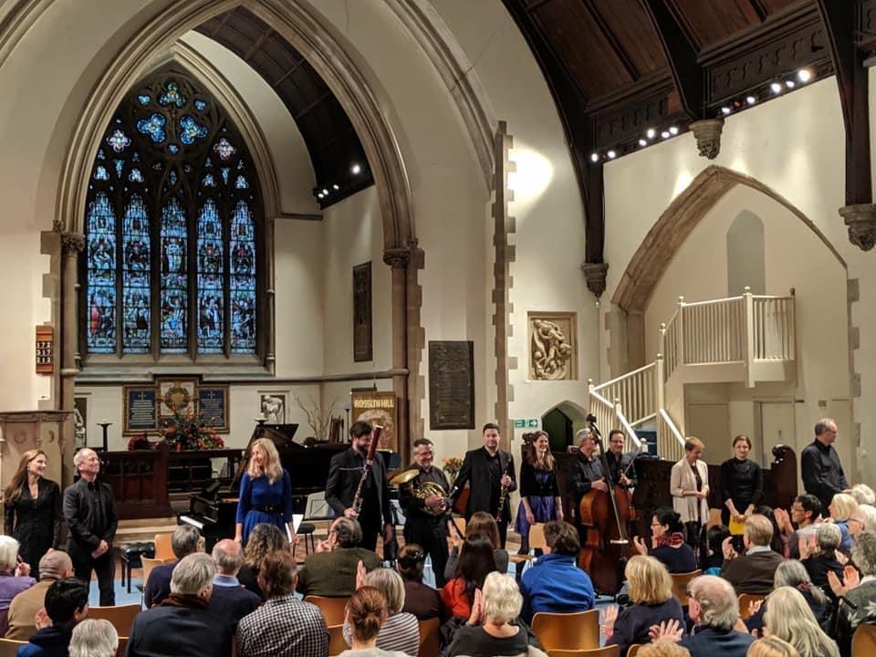 Hampstead chamber concert