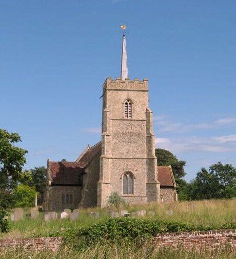 Sudbourne church